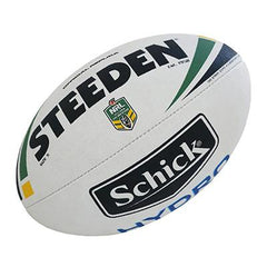 Steeden Nrl Premiership Replica Ball Rugby League