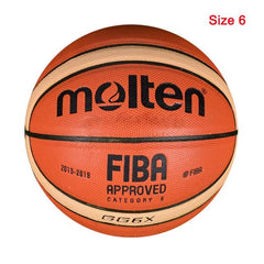 Molten Fiba Approved Basketball Gg6X-Size 6 Basketball