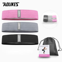 Aolikes 3Pcs Set Resistance Bands 3Pcs 2 / China Fitness