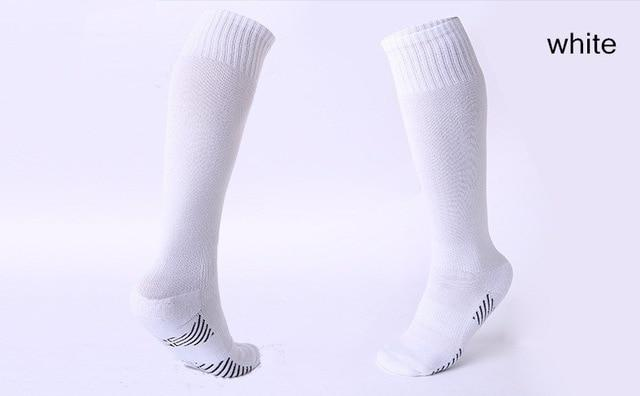 Rugby/football Knee Socks White / For Kids