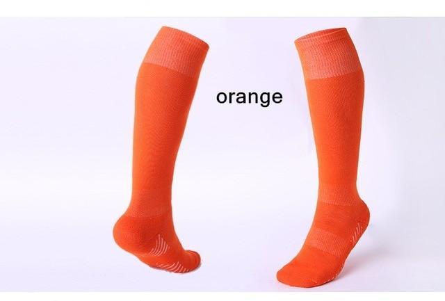 Rugby/football Knee Socks Orange / For Kids