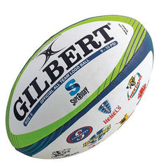 Super Rugby All Team Logo Ball