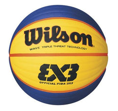 Fiba 3 X Official Game Ball Basketball