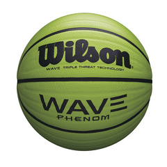 Wilson Wave Phenom Basketball Green
