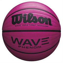 Wilson Wave Phenom Basketball Pink Size 6