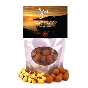 Chocolate Rolled Hazelnuts 100 gm