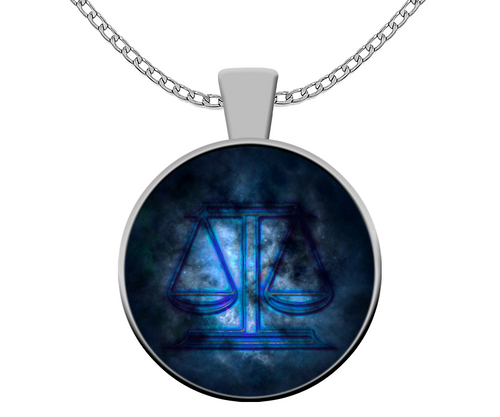 Libra Starsign Necklace