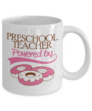Preschool Teacher Powered by Donuts