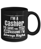 Cashiers are Always Right - The VIP Emporium