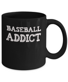 Baseball Fan Gift Mug - Baseball Addict - The VIP Emporium