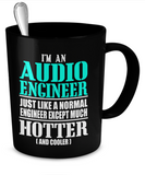 Hot (and Cool) Audio Engineer - The VIP Emporium