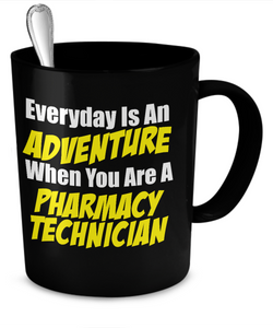 Pharmacy Technician Mug - The VIP Emporium