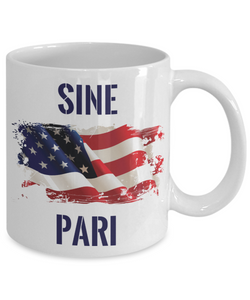 Sine Pari - Without Equal - Special Ops Mug