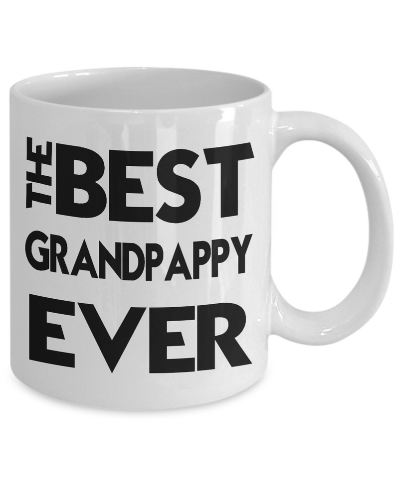 Best Grandpappy Ever Gift Mug