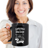 funny mug for software developer