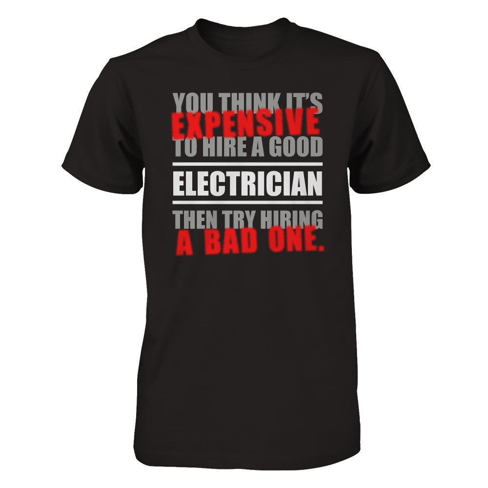 Good Electrician shirt and hoodie