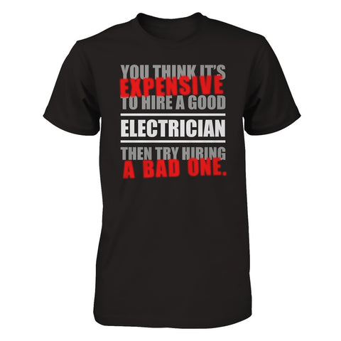 Good Electrician shirt and hoodie - The VIP Emporium