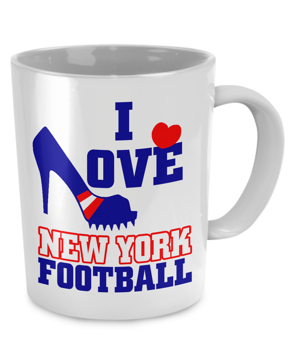 I Love New York Football - The VIP Emporium