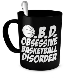 Obsessive Basketball Disorder - The VIP Emporium
