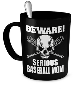 Beware of the Serious Baseball Mom! - The VIP Emporium