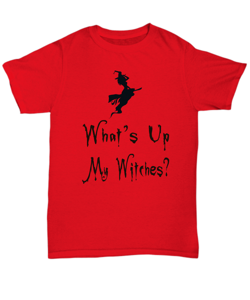 Fun Halloween Shirt - What's Up?