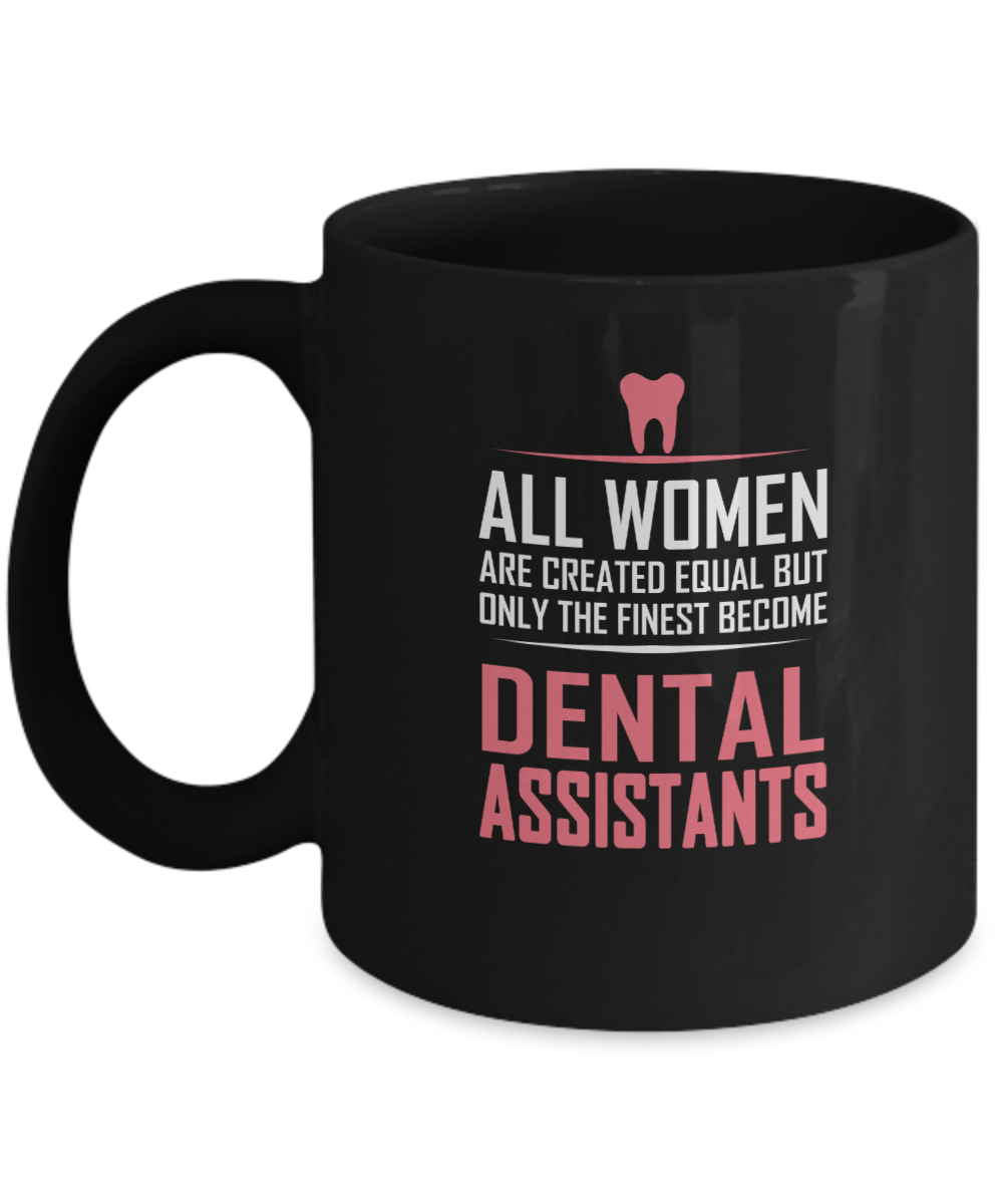 Finest Women become Dental Assistants