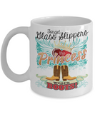 This Princess Wears Boots Mug - The VIP Emporium