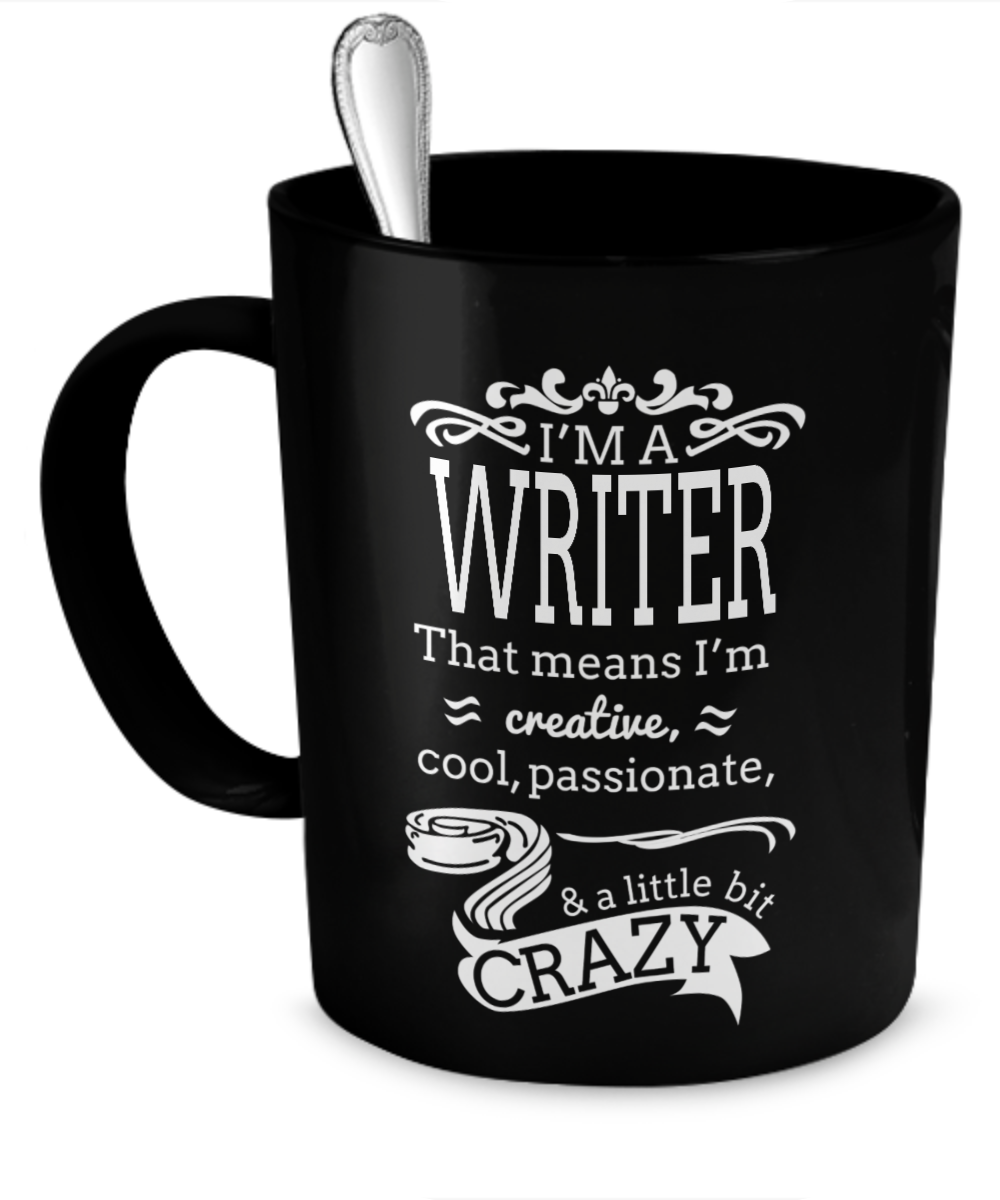 Gift for Writer - I'm a Writer mug - The VIP Emporium
