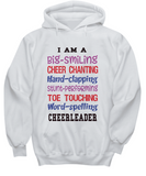 Big-smiling Cheerleader Tank Top, T-shirt and Hoodie - The VIP Emporium
