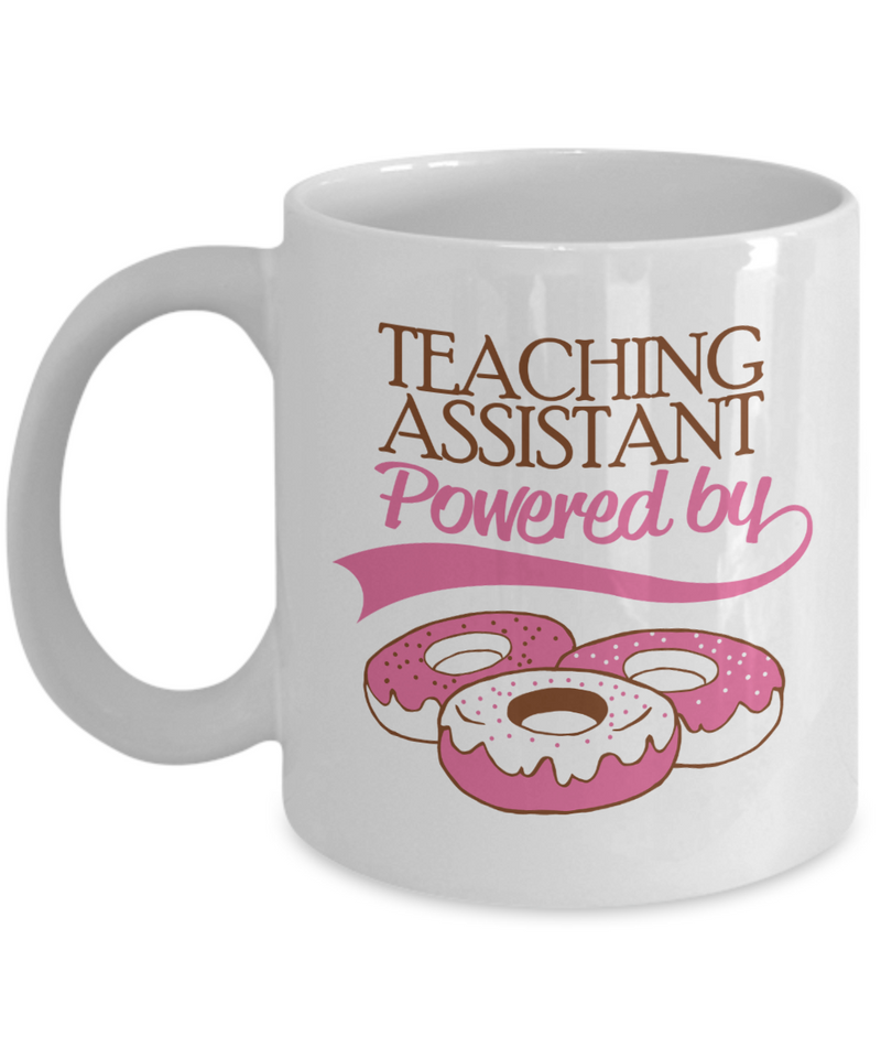 Teaching Assistant Powered by Donuts