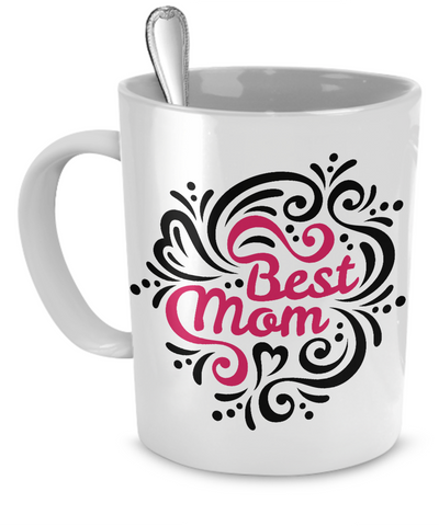Best Mom mug - The VIP Emporium