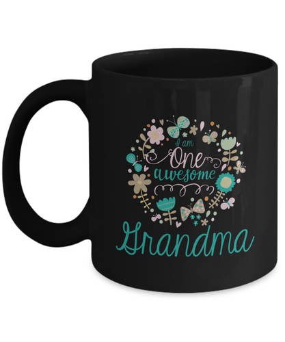 Awesome Grandma Mug