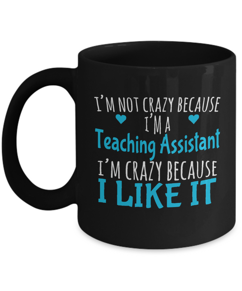 Crazy Teaching Assistant Because I Like It - The VIP Emporium