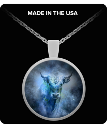 Taurus Starsign Necklace - The VIP Emporium