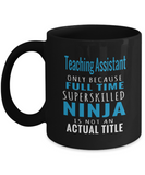 Teaching Assistant Ninja - The VIP Emporium