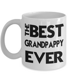 Best Grandpappy Ever Gift Mug - The VIP Emporium