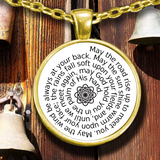 An Irish Blessing pendant - The VIP Emporium