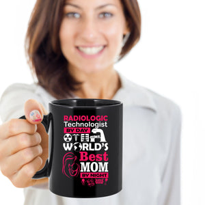 Radiologic Technologist Best Mom Mug