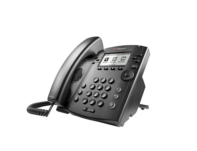 Polycom VVX 301 IP Phone - Monochrome