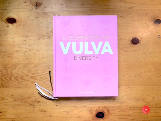 """A Celebration of Vulva Diversity"" 「開書文」"