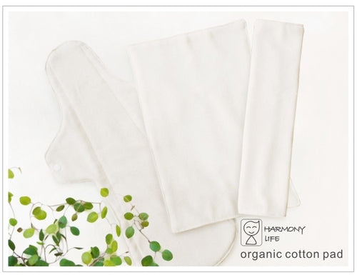Harmony Life Organic Night Pad Set - Happeriod
