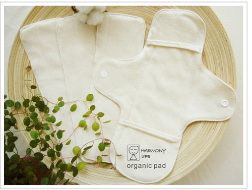 Harmony Life Organic Day Pad Set - Happeriod