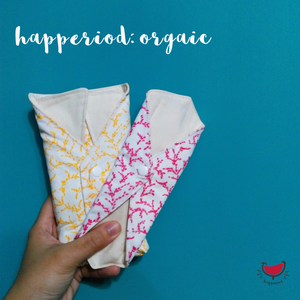 Happeriod Handmade Organic Pantyliner (S) - happeriod
