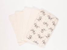 Handmade Organic Facial Wipe (One-sided Pattened Cloth) - happeriod