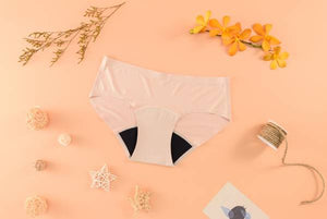 Good Moon Mood Menstrual Panties - Daily Classic (Skin Colour) - Happeriod