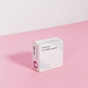 LUÜNA Naturals Organic Cotton Non-applicator Tampons (Regular) (Pre Order Arrive in May) - happeriod