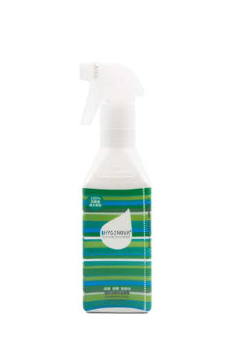 Hyginova Disinfectant Spray - 400ml  (100% Recycled Plastic Bottle) - happeriod