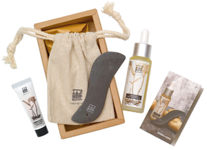 Ginger Warming Massage & Scraping Box Set - happeriod