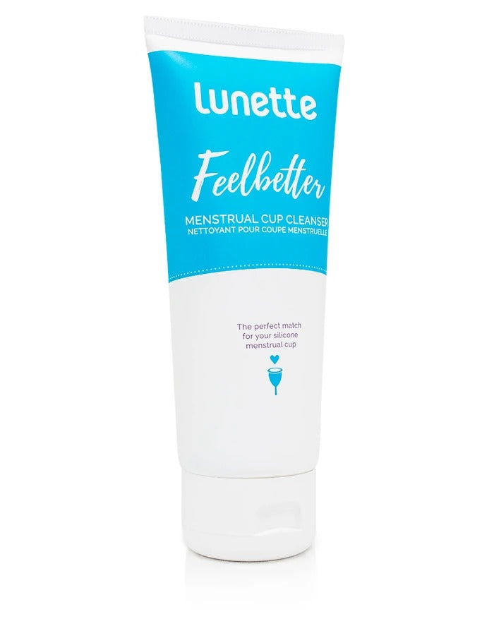 Lunette Feelbetter Cup Cleanser - happeriod
