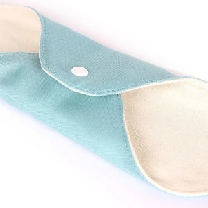 Harmony Life Organic Thick Pantyliner (3pcs Set) - Aqua blue - happeriod